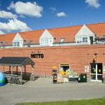 2015 - Værdioptimering af en gammel Netto butik i Løgstør